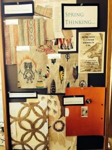 spring design board